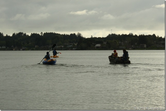 Lake School Paddling