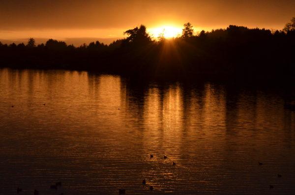 The Lake that brings me hope & peace!