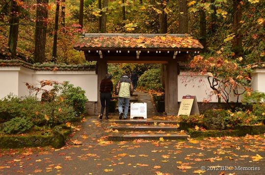 Pics Photos Entrance To The Secret Garden Portland Oregon