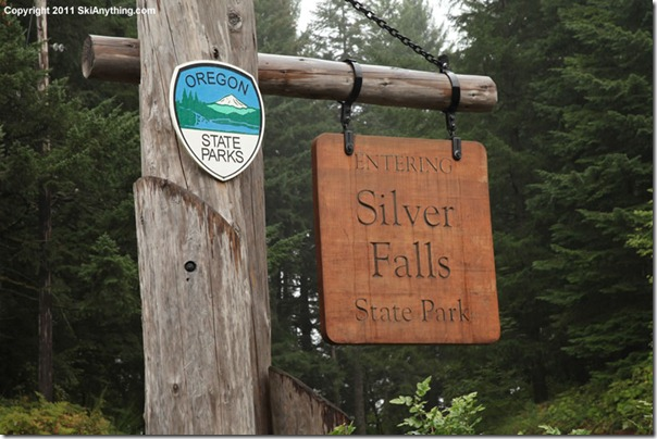 1092011-Entrance-Sign-At-Silver-Falls-State-Park-In-Oregon