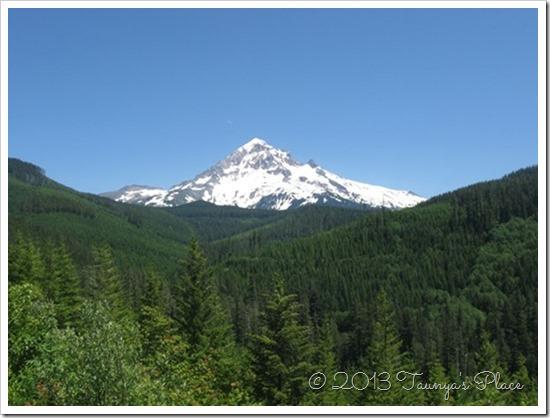Majestic Mount Hood, Oregon