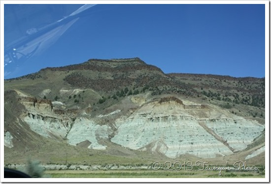 Painted Hills of Eastern Oregon