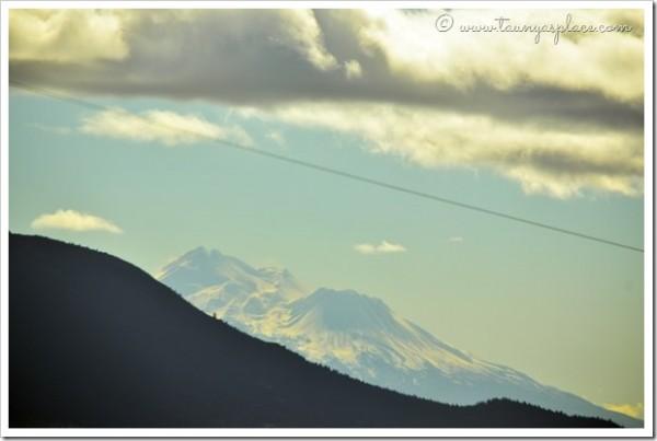 A Quick Trip to Mt Shasta
