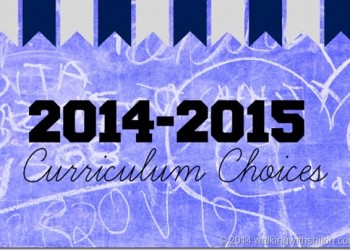 2014-2015 Curriculum Choices High School
