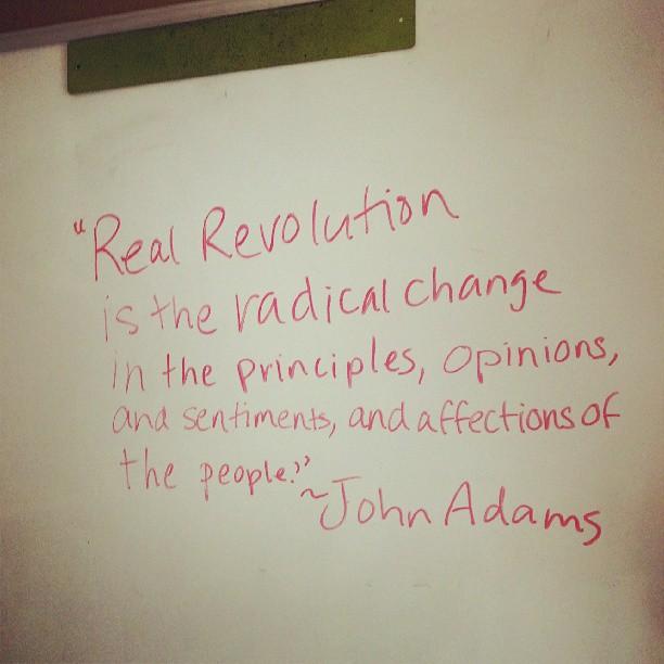 Wow these guys were wise!  #revolution #johnadams #changetheworld #americanhistory #americangovernment #homeschool