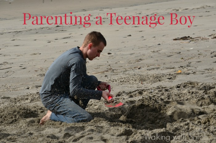 Parenting a Teenage Boy
