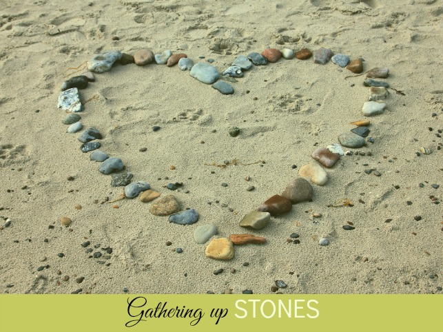 Gathering Up Stones